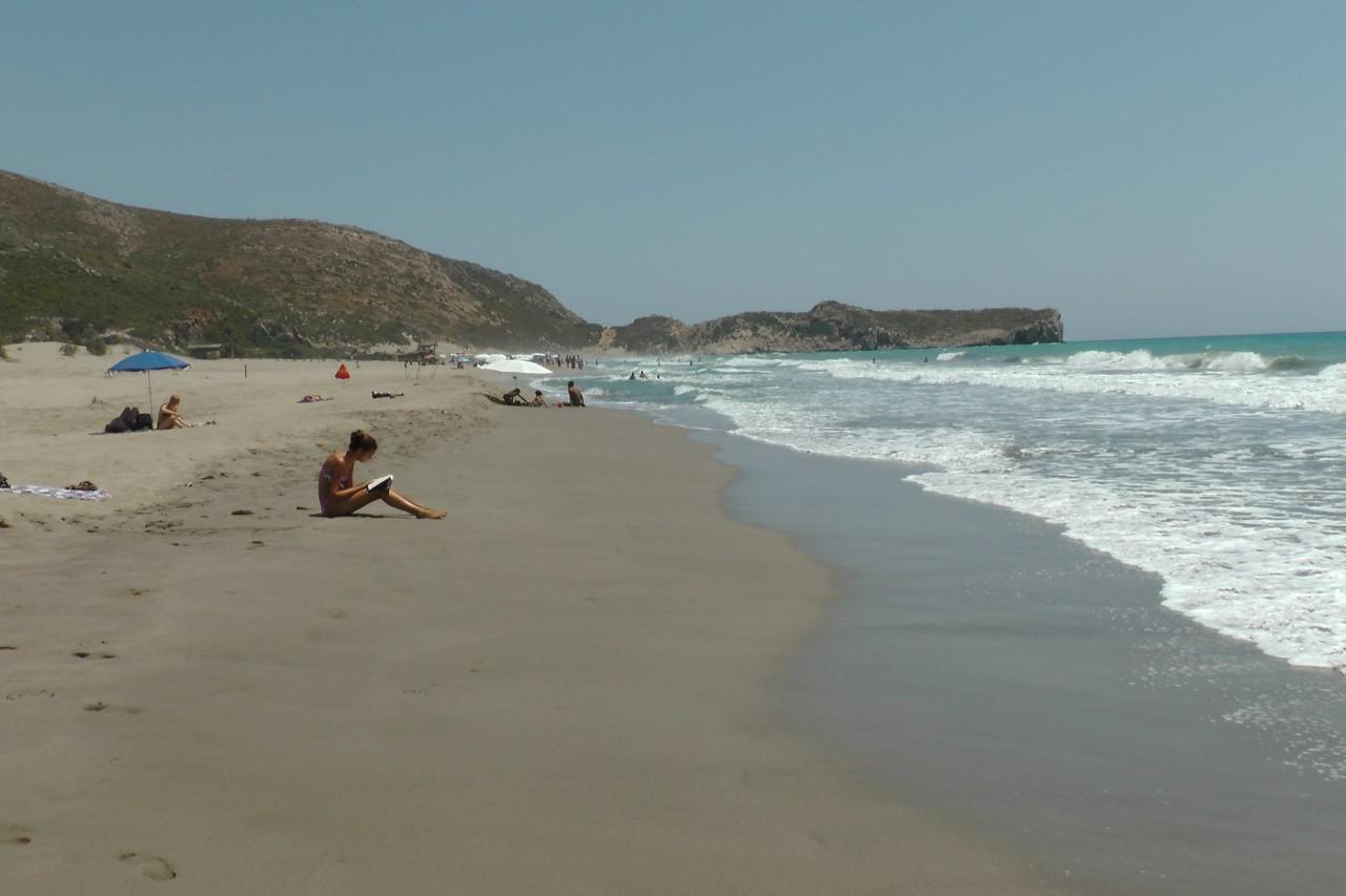 Пляж Каш