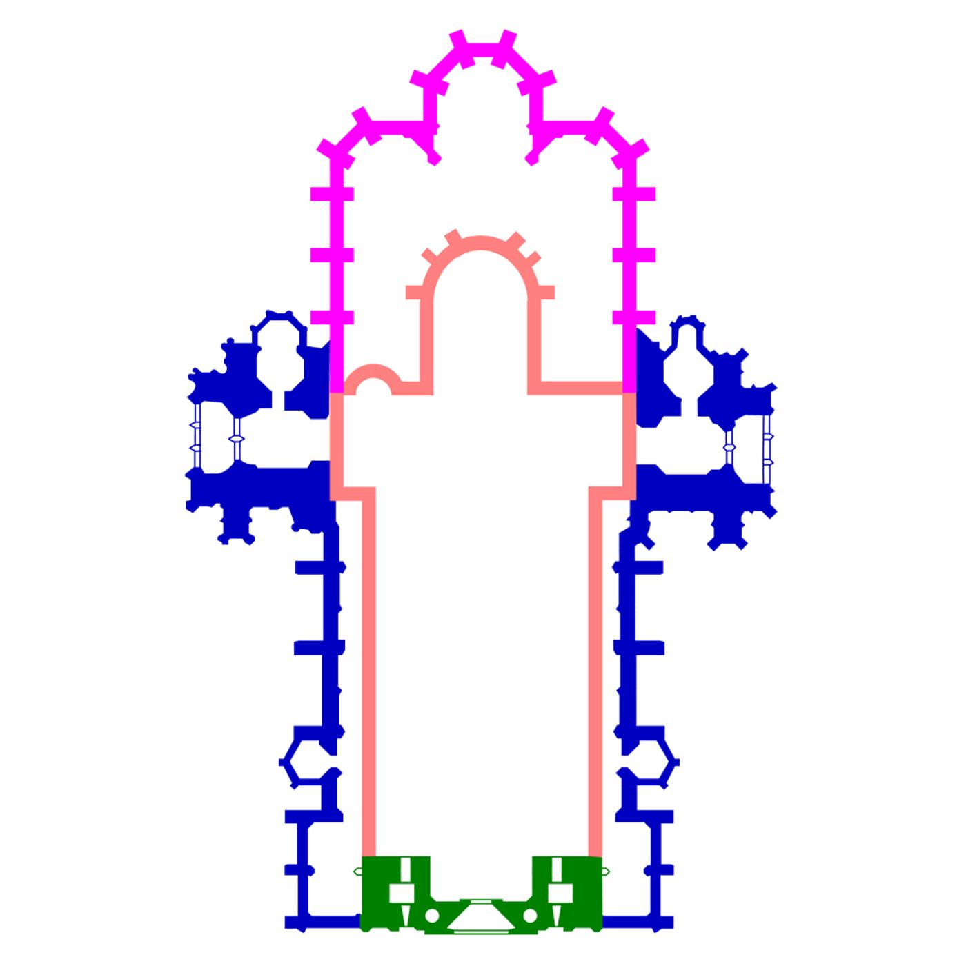 Расширение собора