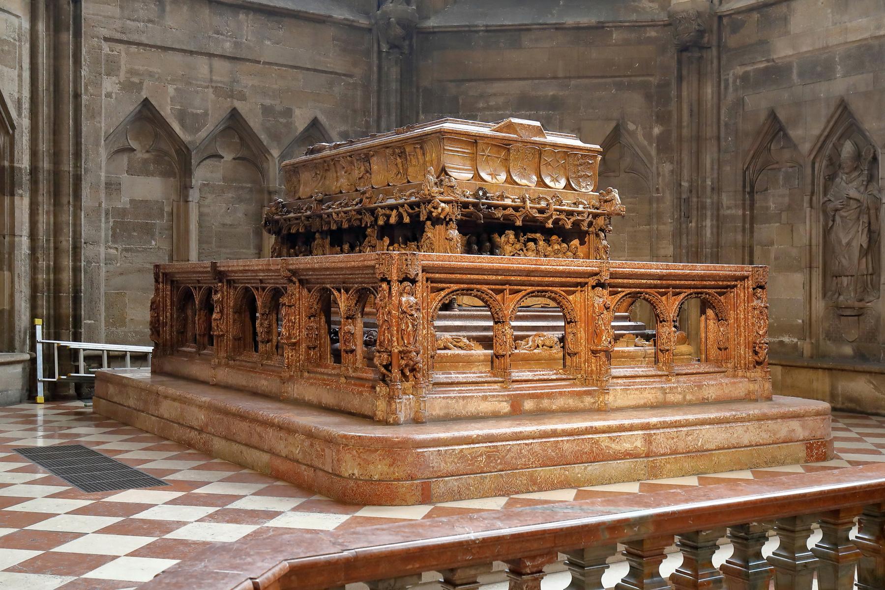 Усыпальница Фридриха III