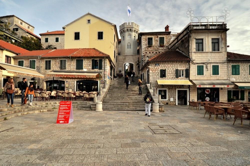 Старый город Герцег-Нови