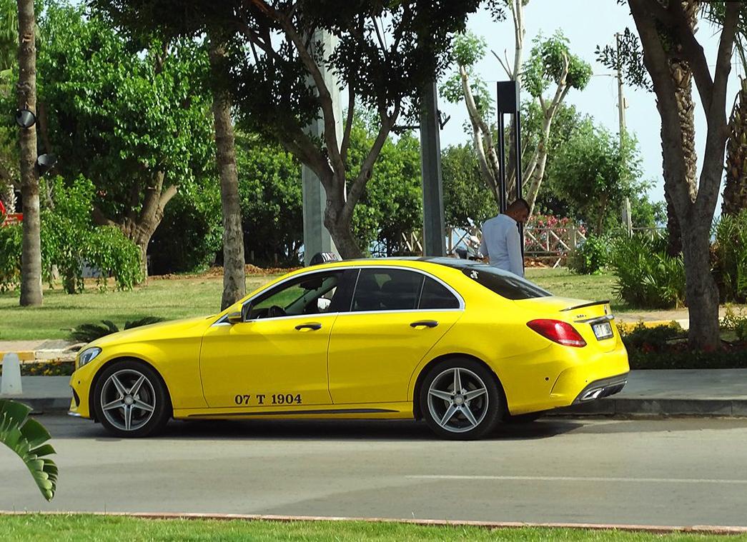 Такси в Даламане