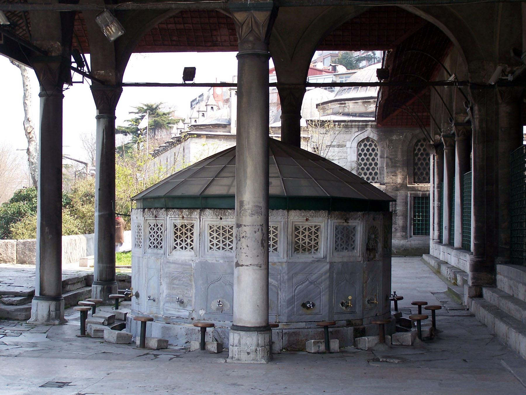 Фонтан Искеле Джами