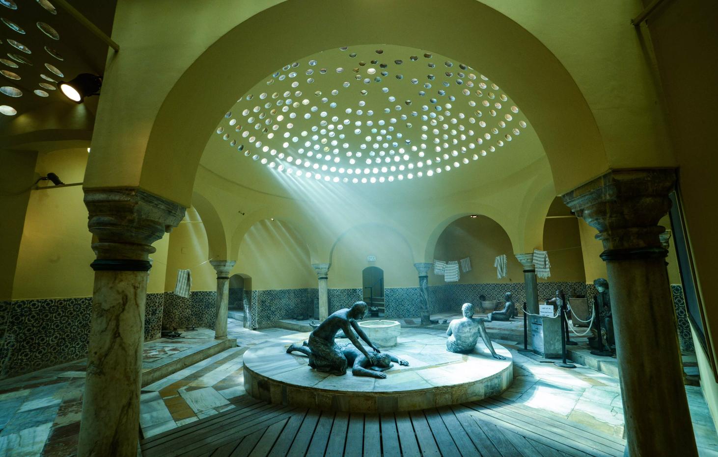 Хаммам аль-Баша – турецкие бани