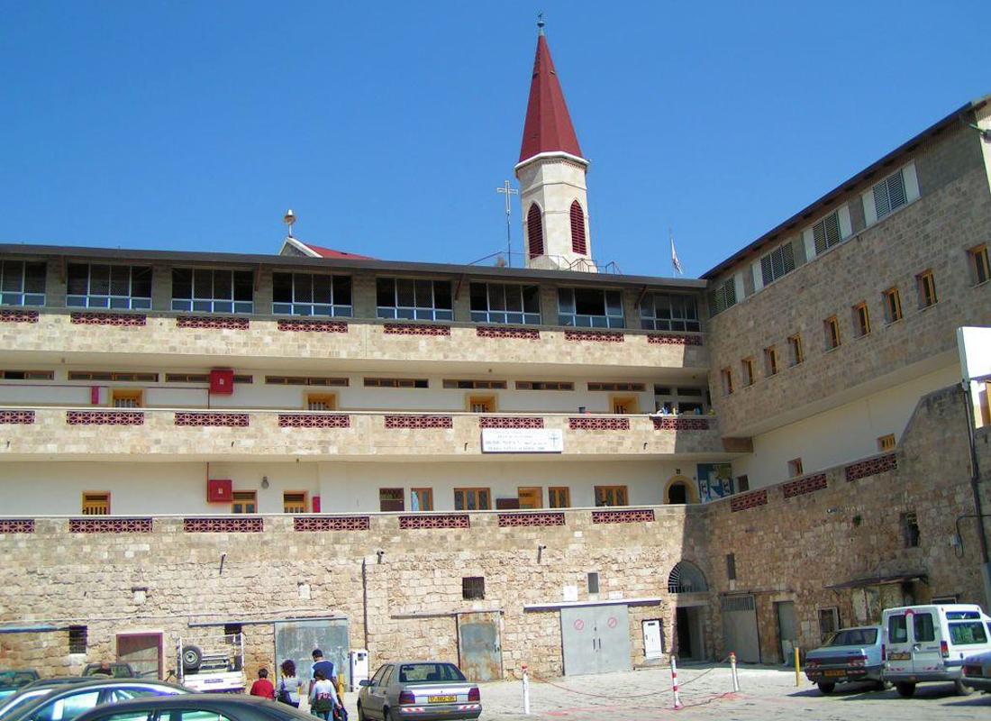 Гостевой двор Хан аль-Фаранджи