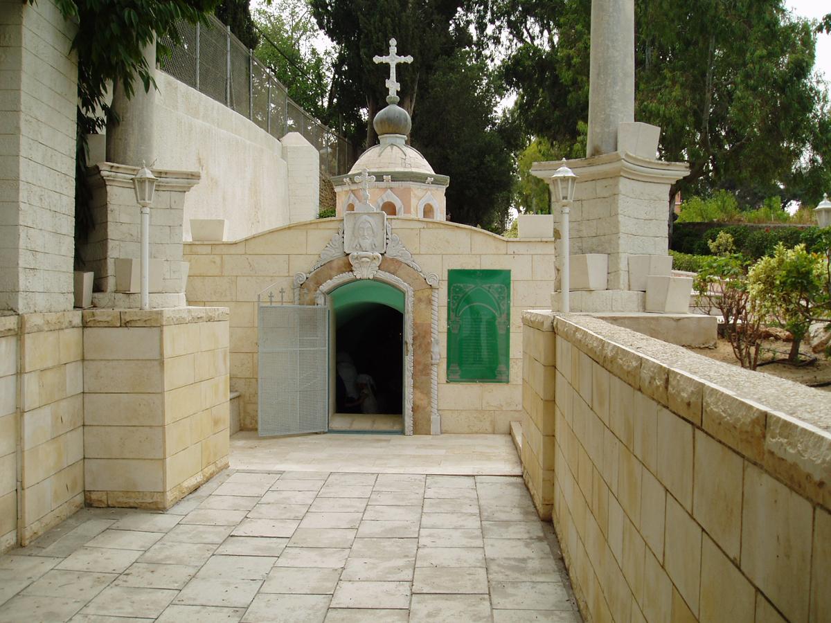 Гробница Тавифы
