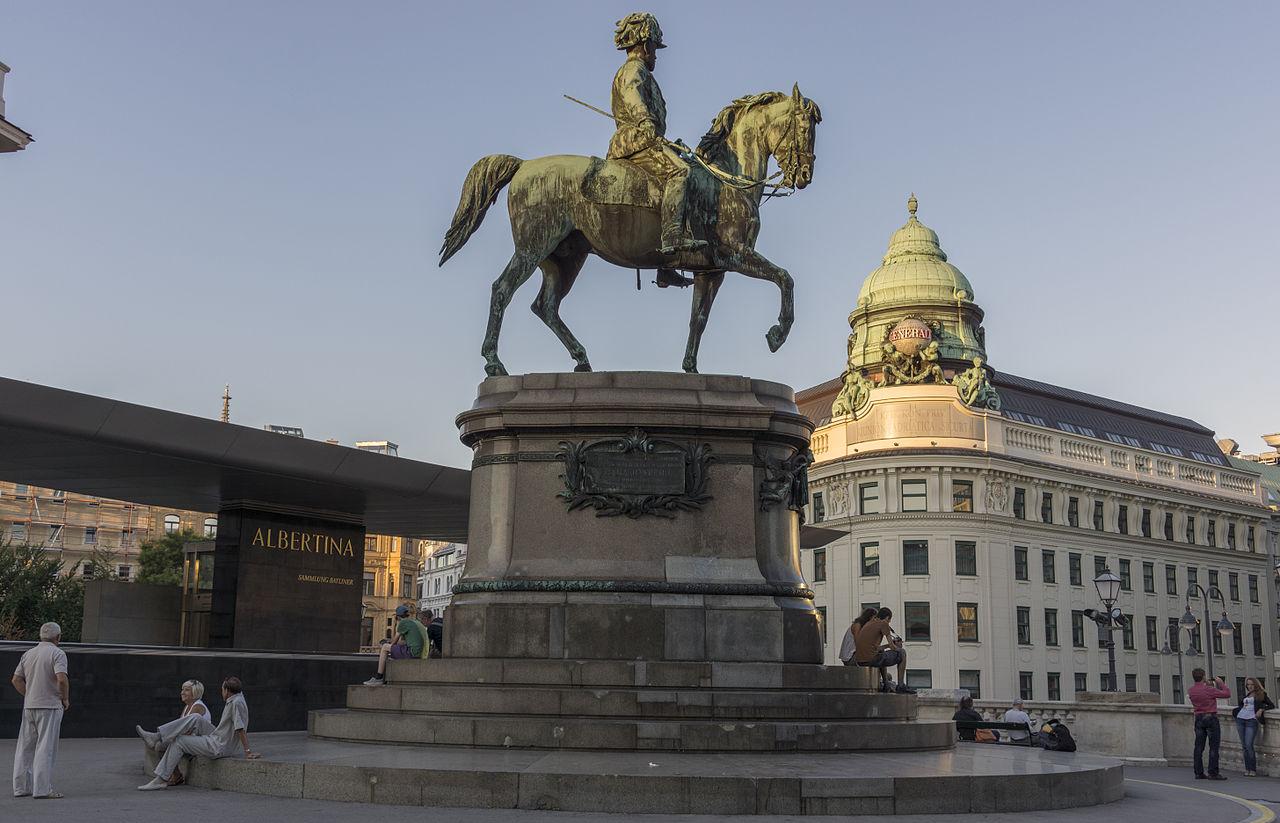 Монумент герцога Альберта