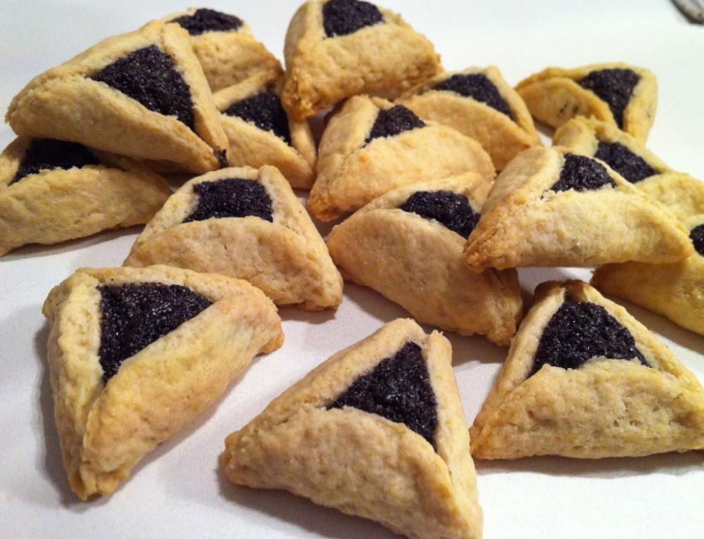 Пирожки «Уши Амана»