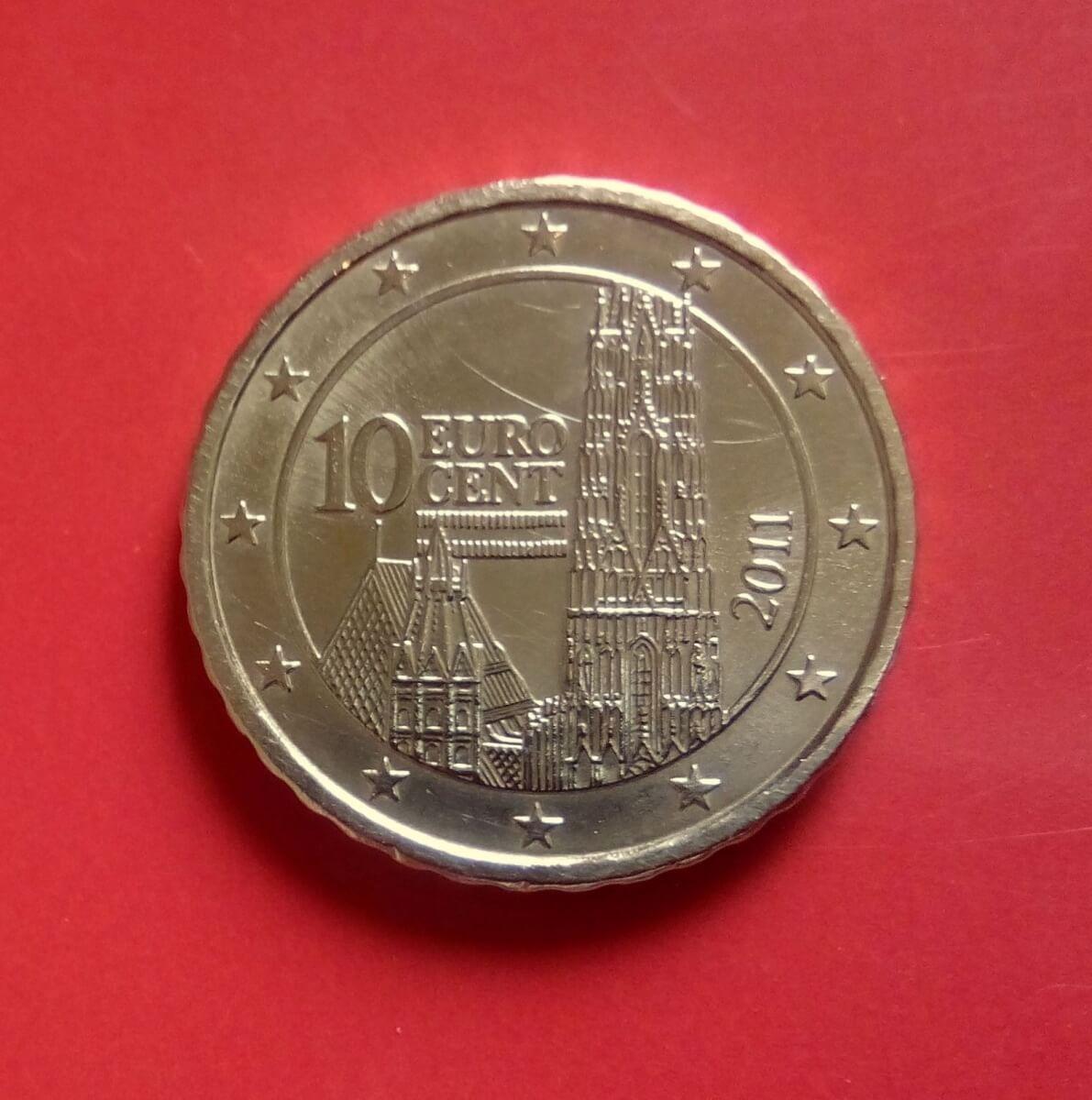 10 Евро центов