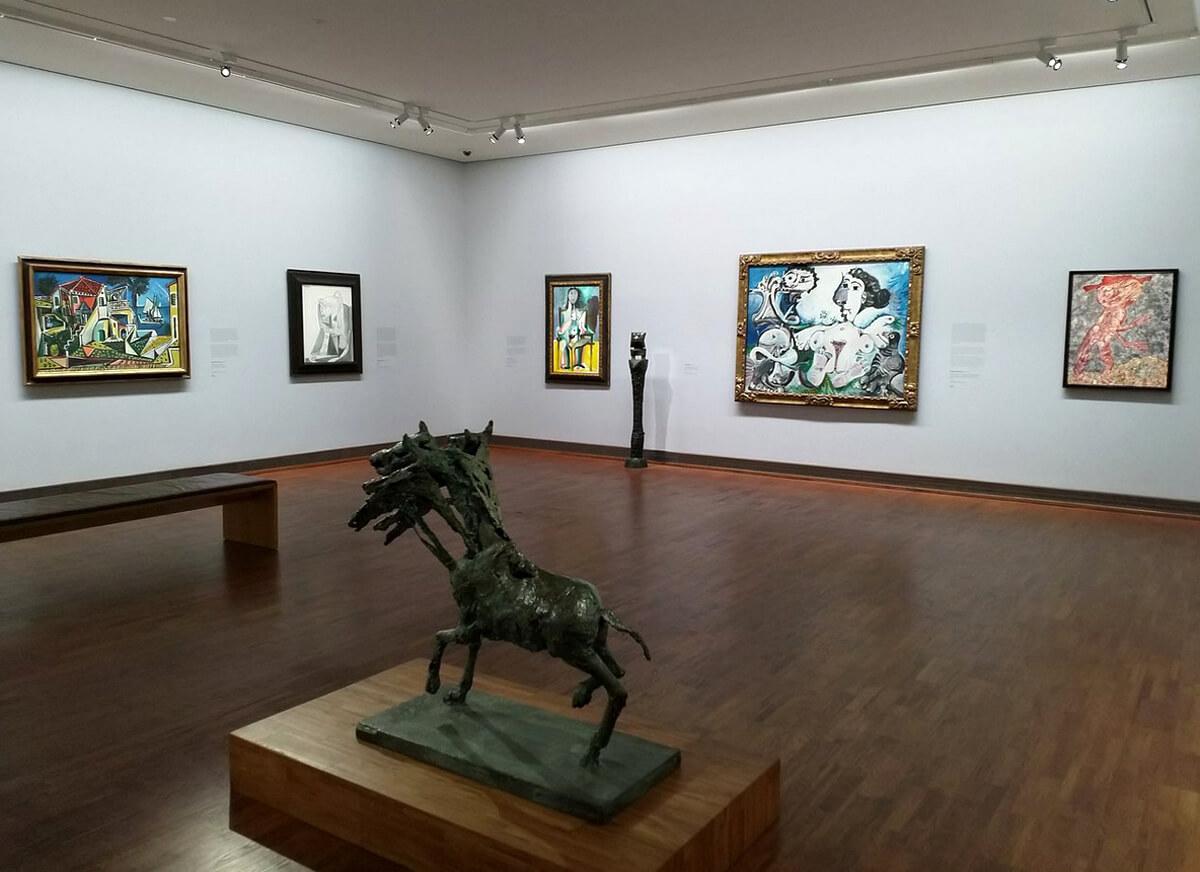 Выставочный зал Альбертина
