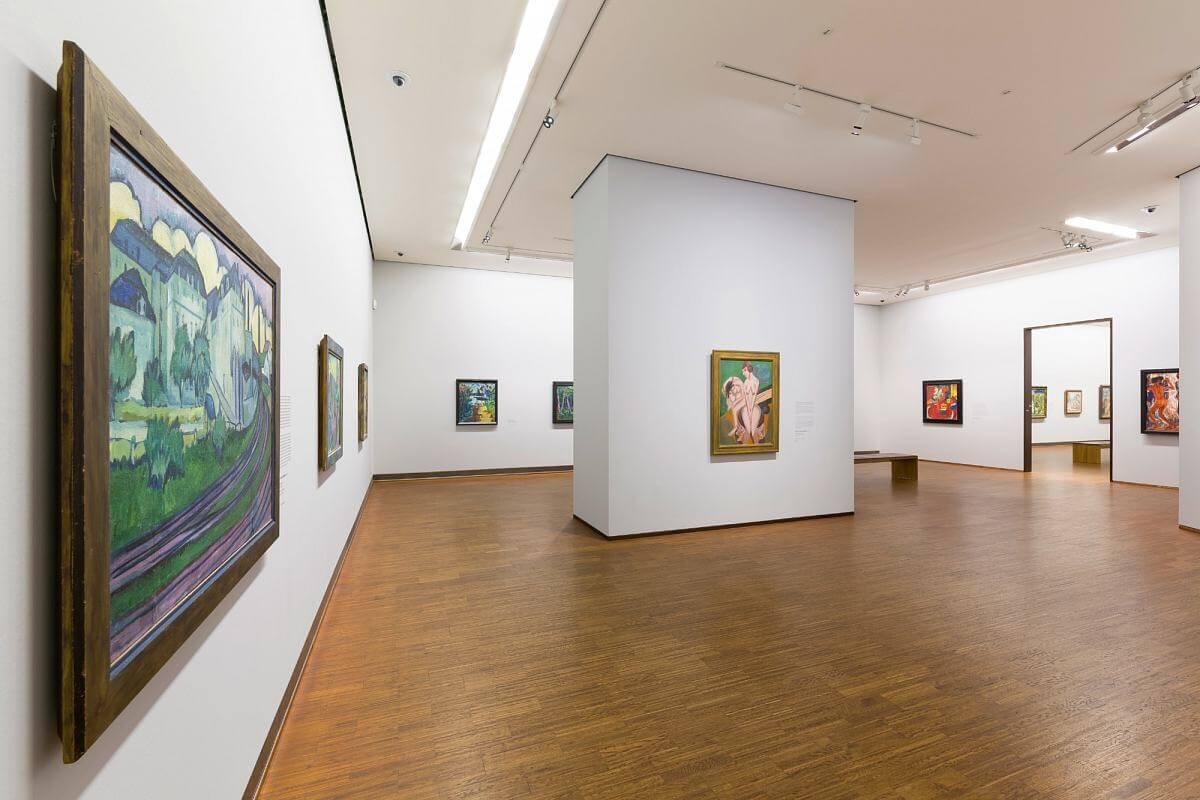Постоянная выставка картин