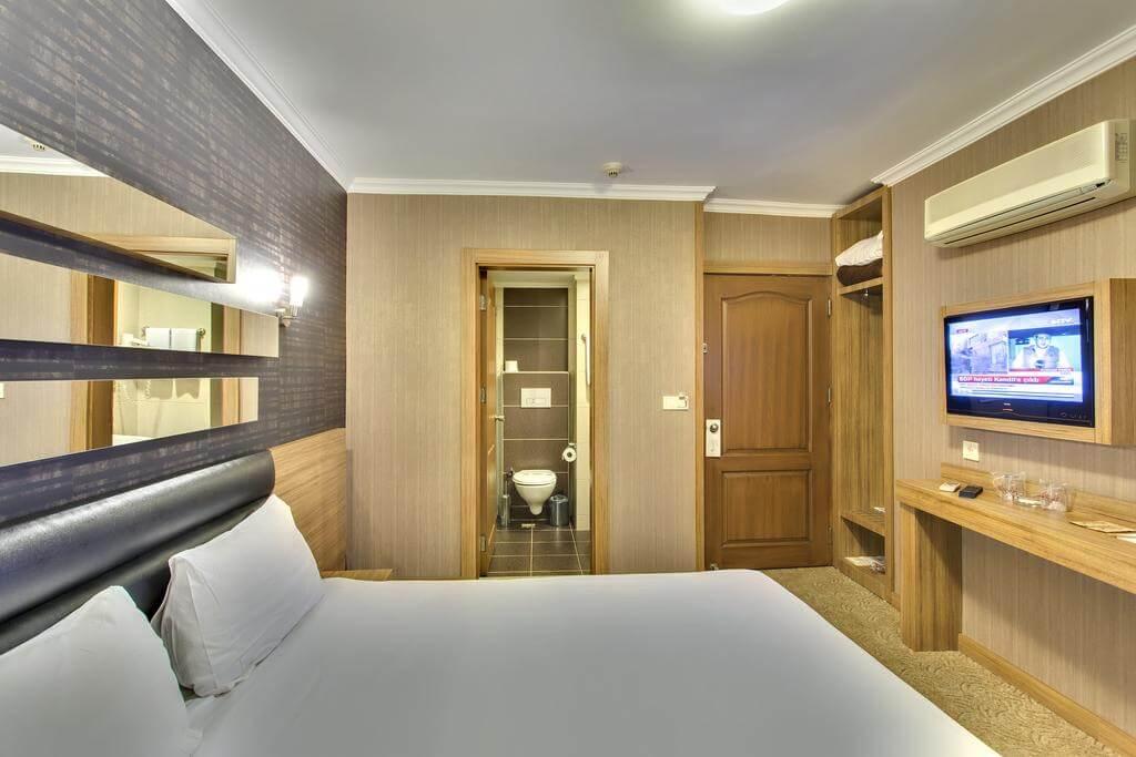 Номер в отеле Antroyal Hotel