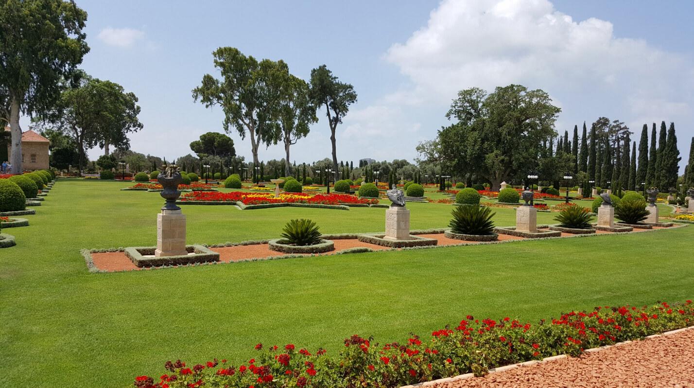 Бахаийские сады