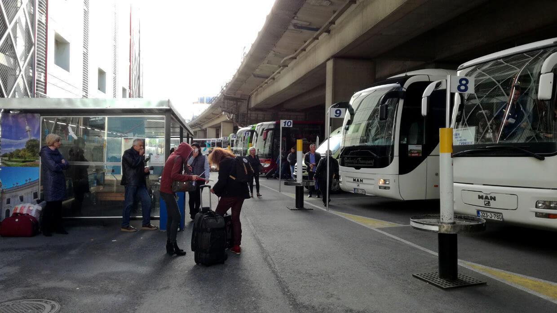Автовокзал «Erdberg»