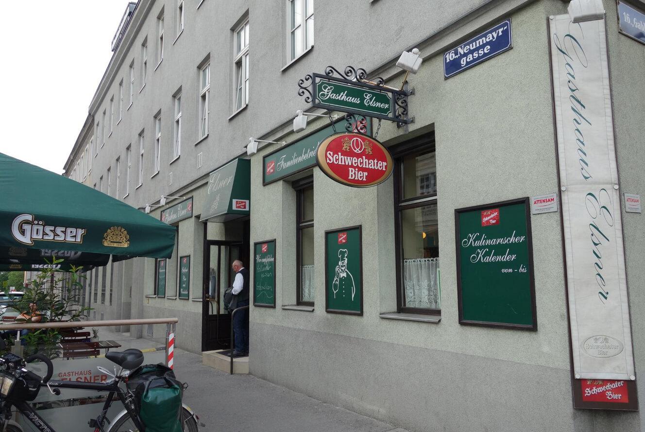 Кафе Gasthaus Elsner