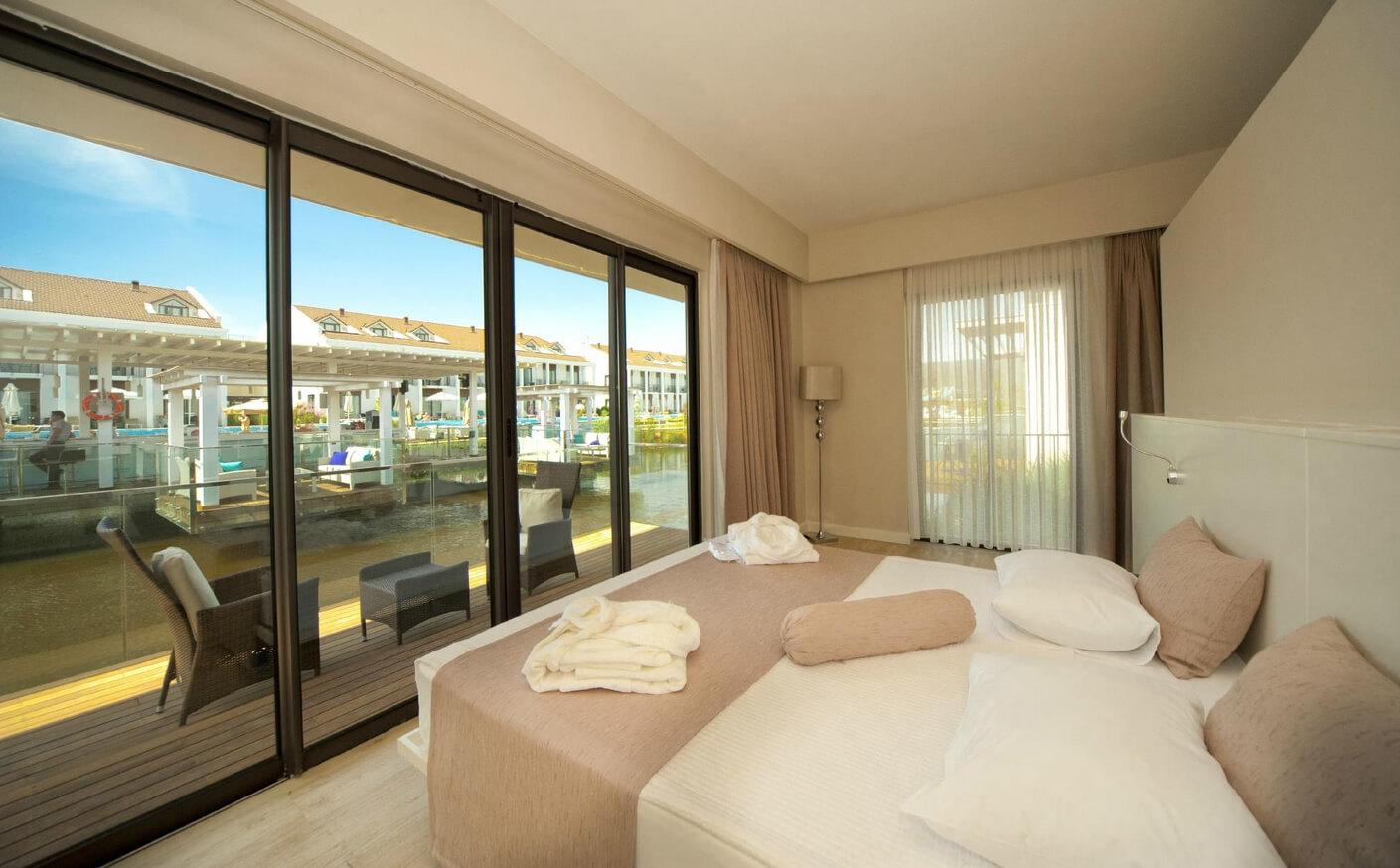 Номер в отеле Jiva Beach Resort