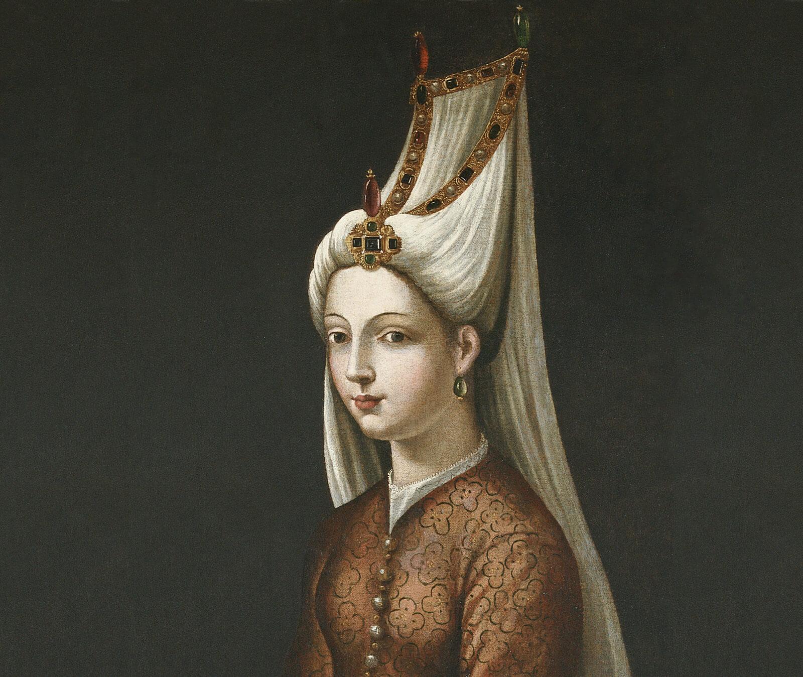 Михримах Султан - дочь османского султана Сулеймана I