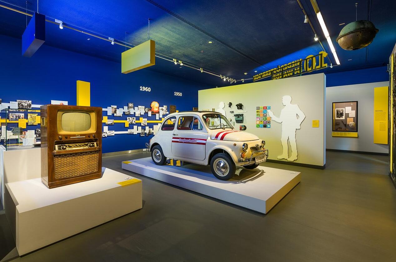 В музее Museum Niederoesterreich