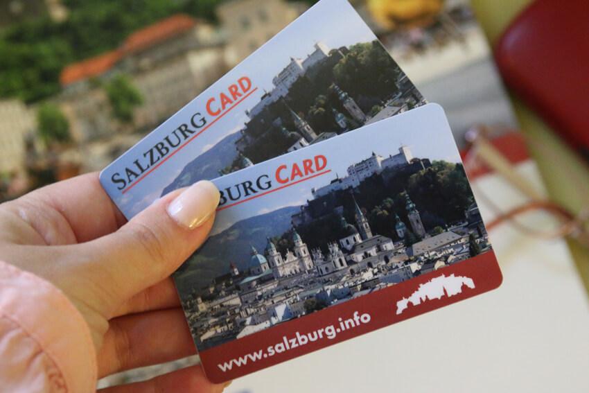 Salzburg Card