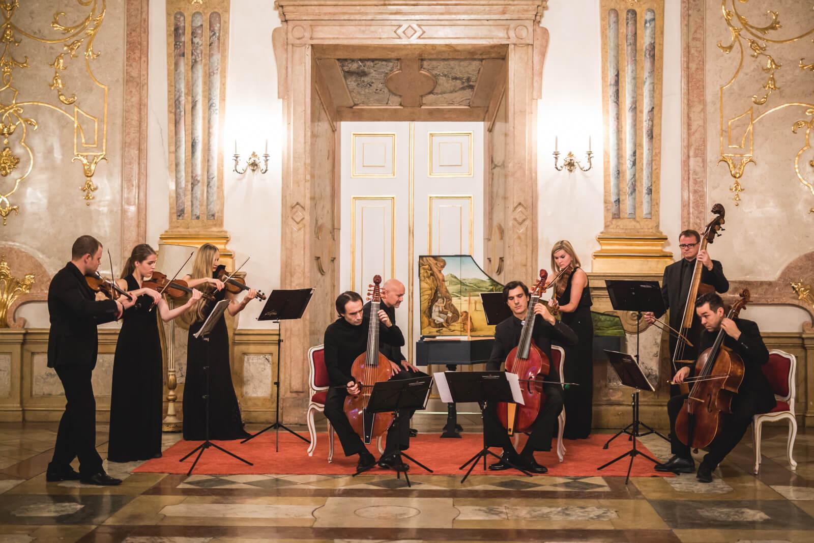Замковый концерт