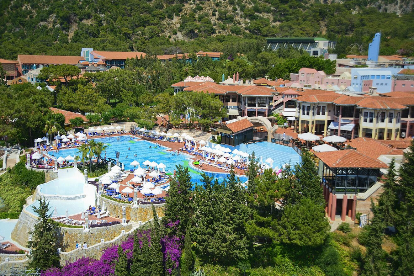 Отель Sentido Lykia Resort & SPA