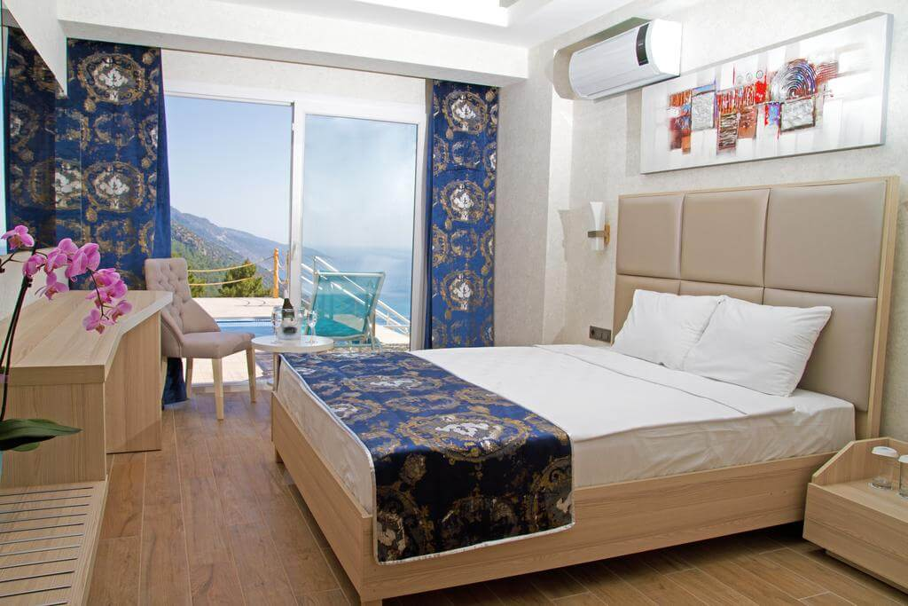 Номер в отеле Sertil Deluxe Hotel & Spa