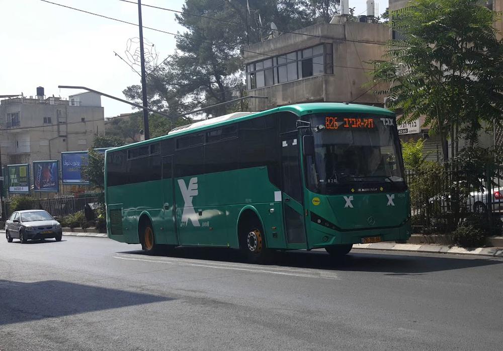 Автобус №826