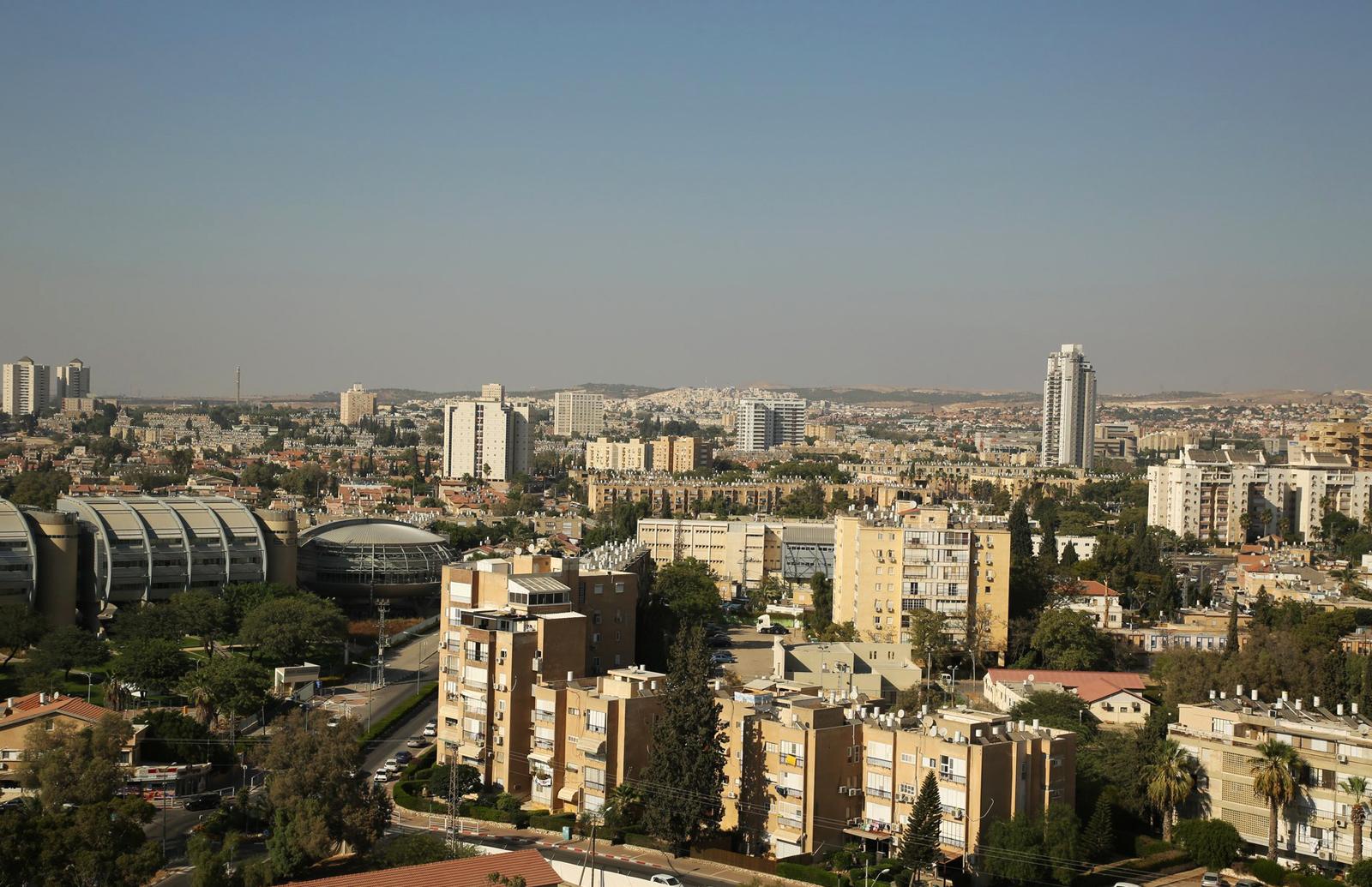 Город Беэр-Шева
