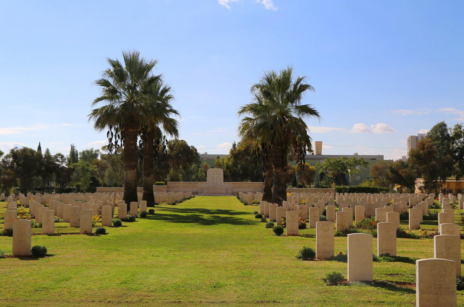 Британское военное кладбище