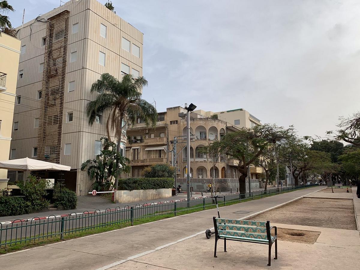 Бульвар Ротшильда