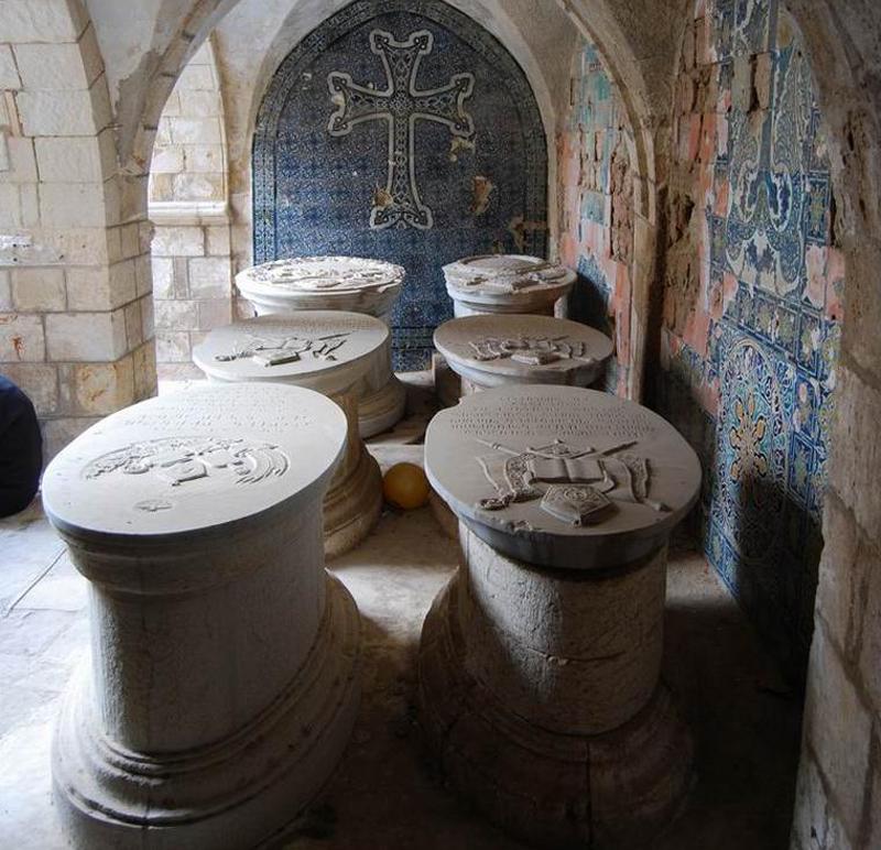Гробницы Армянских патриархов