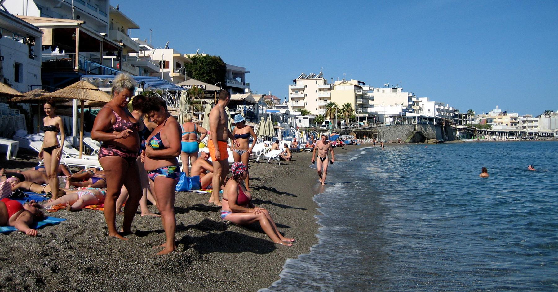 Городской пляж Херсониссос
