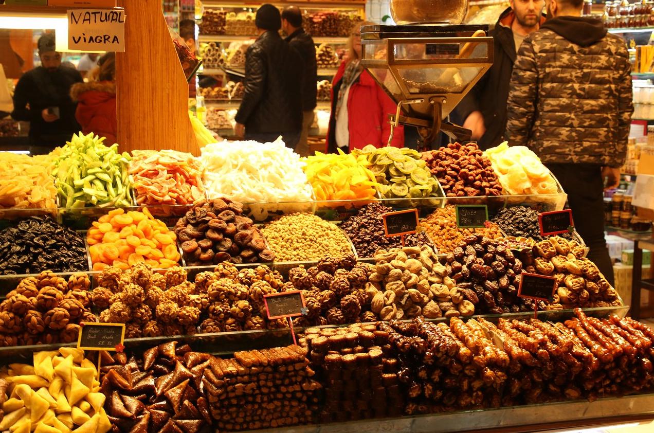 На Египетском рынке