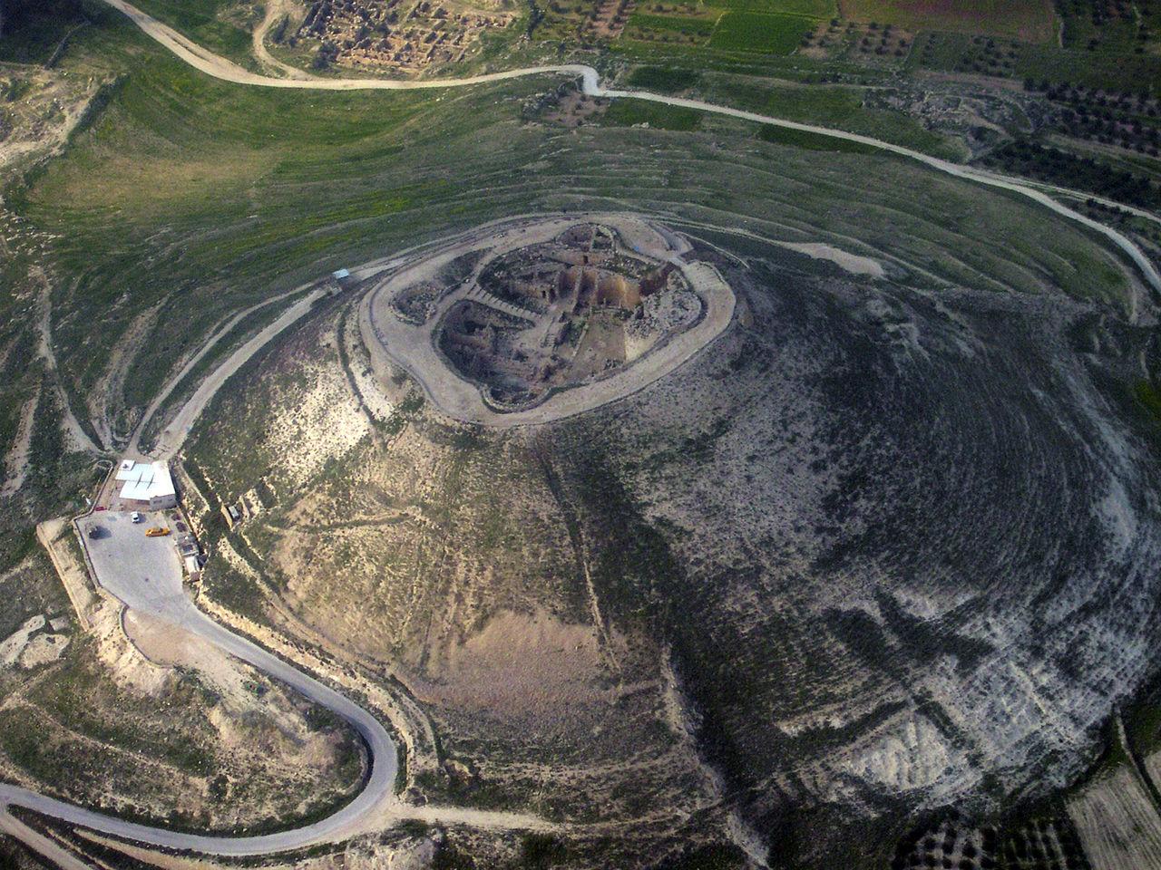 Иродион, Израиль