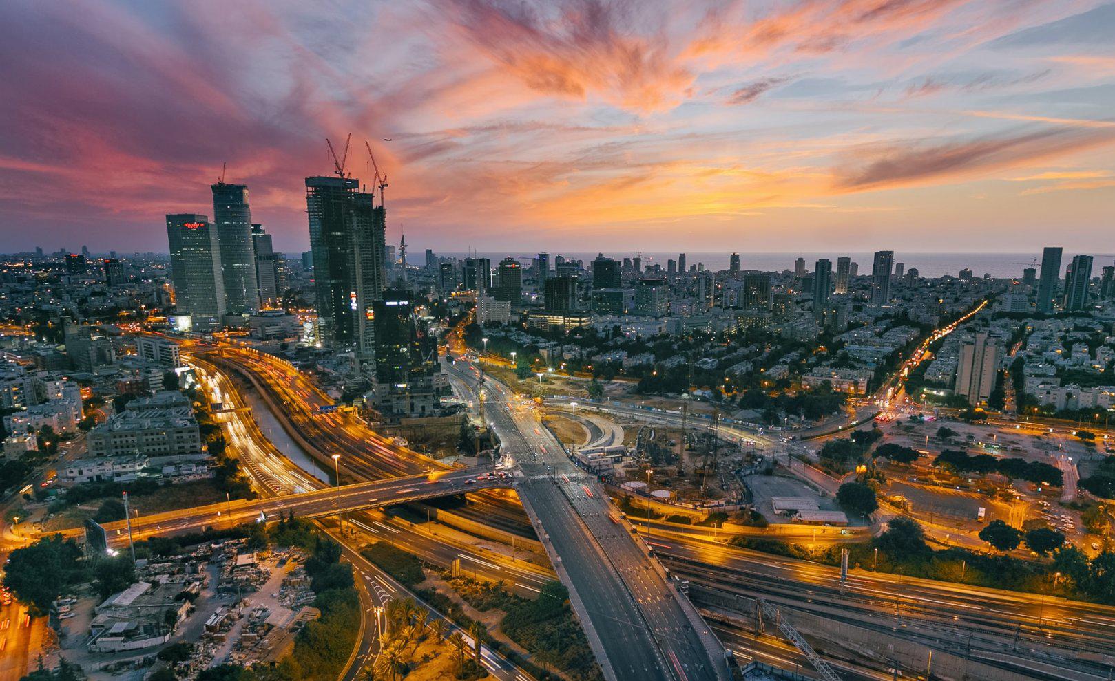 Крыши Тель Авива