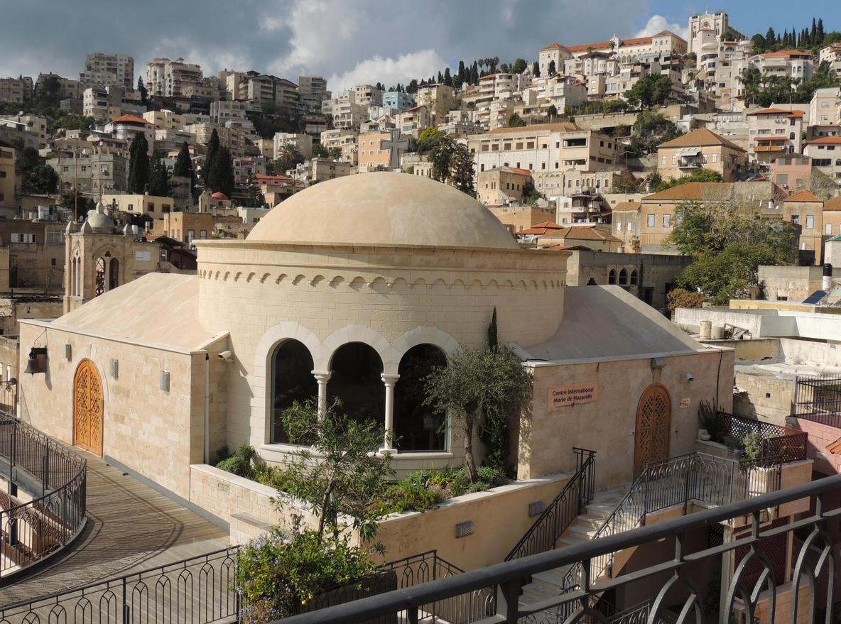 Международный центр Марии из Назарета