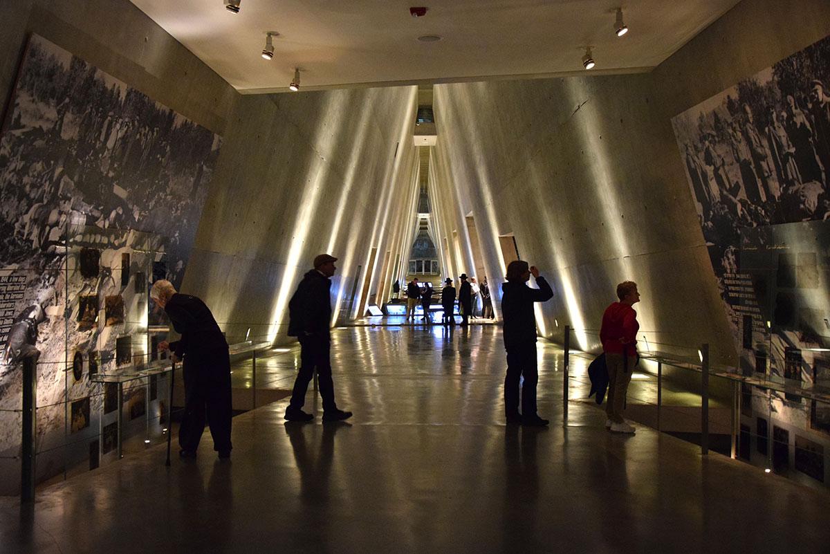 Музей истории Холокоста, Яд Вашем