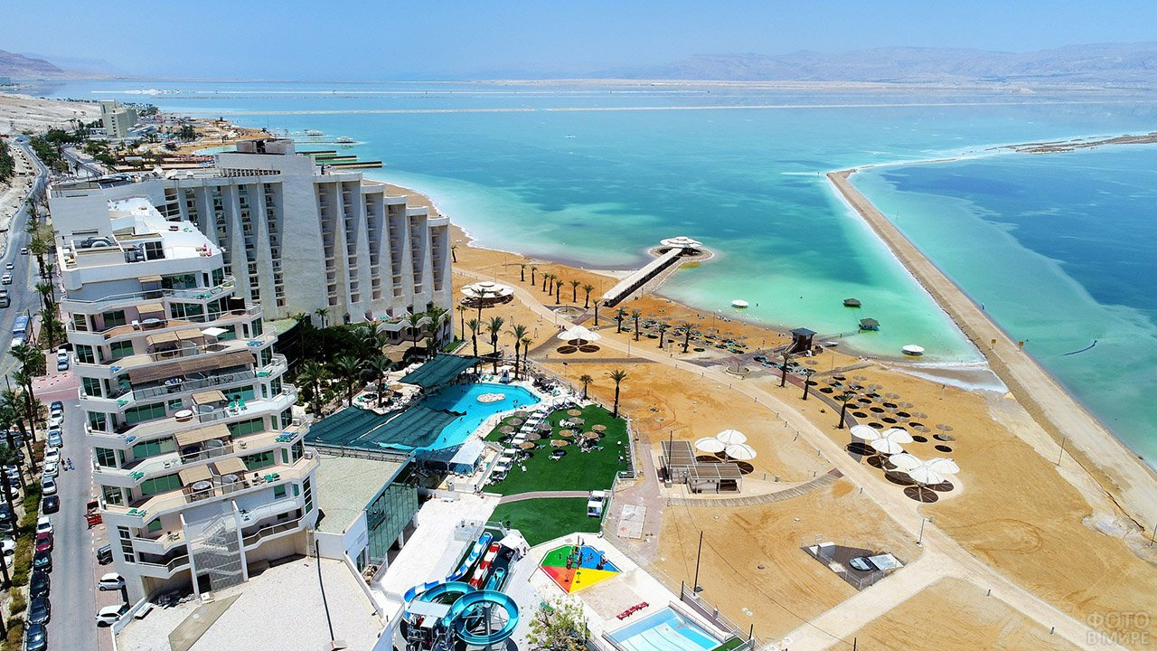 Курорт Неве-Зоар в Израиле