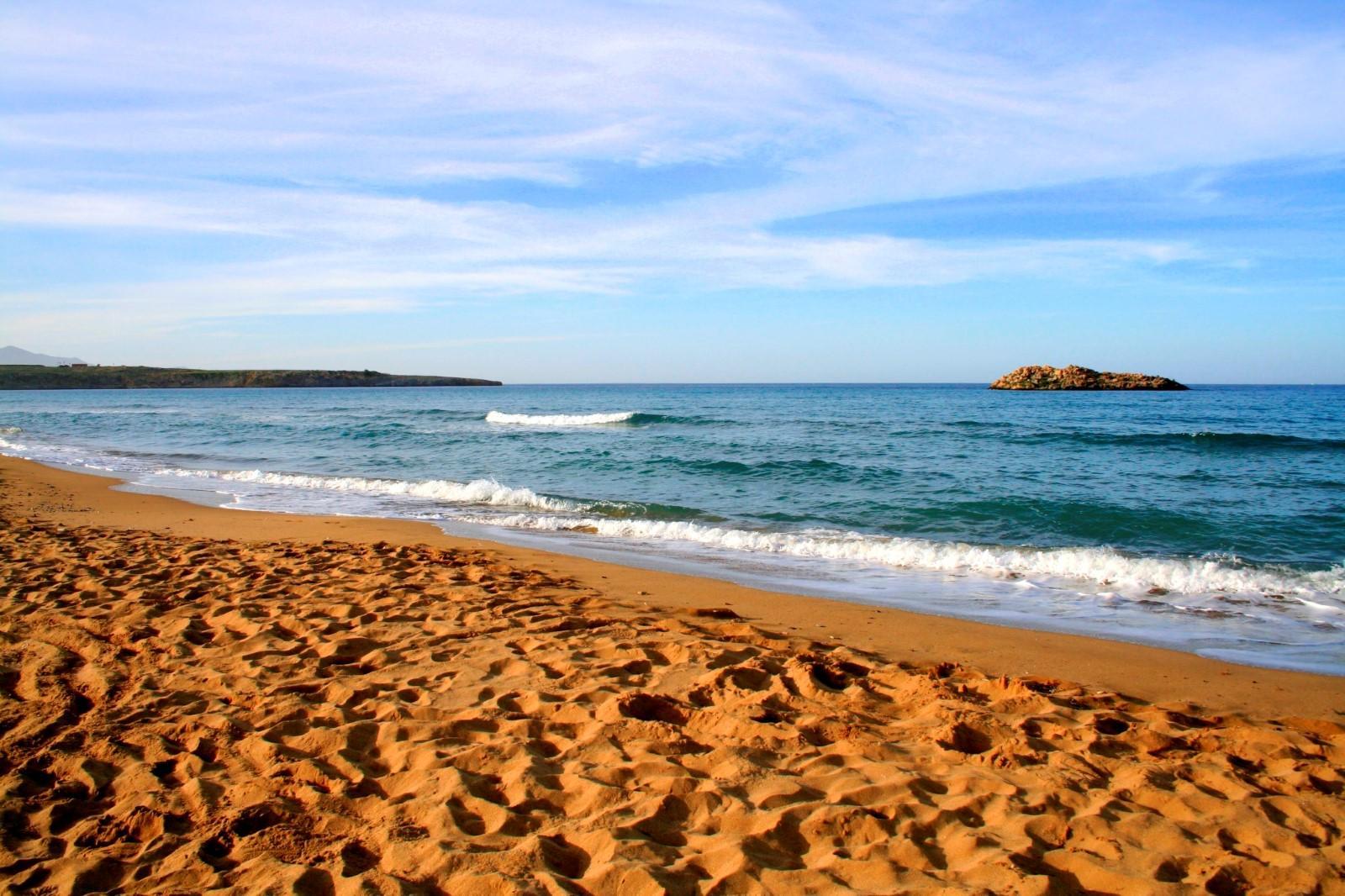 Пляж Картерос