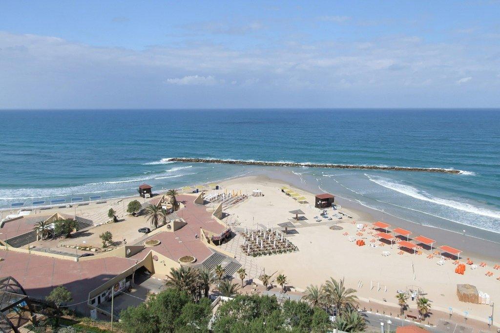 Пляж Герцль