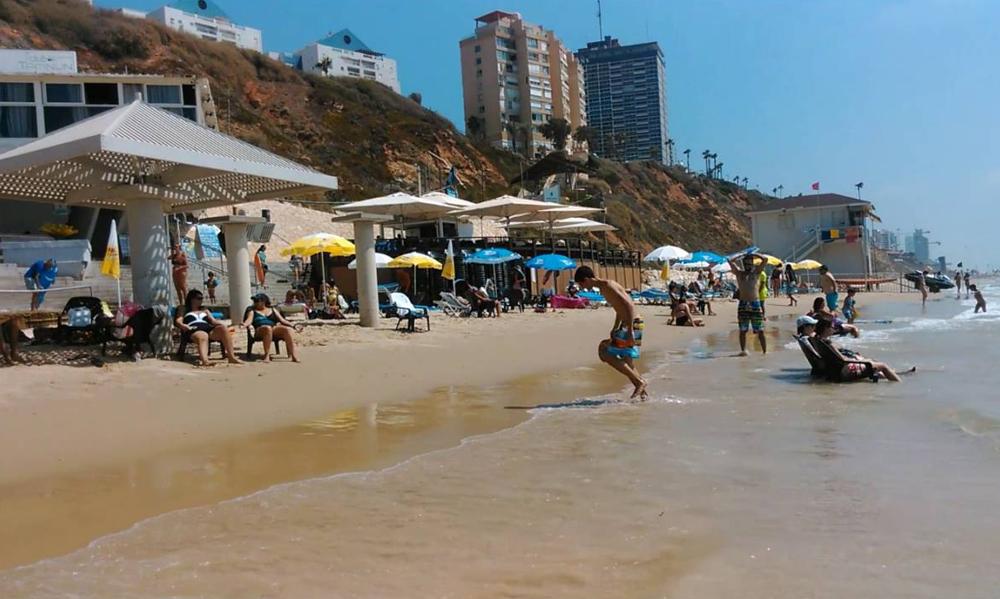 Пляж А-онот
