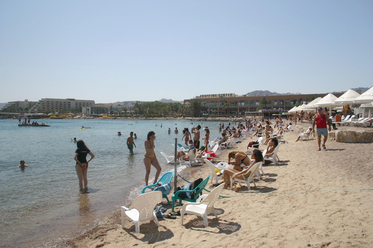 Пляж Эйлат