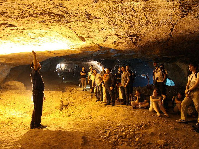 Подземный Иерусалим