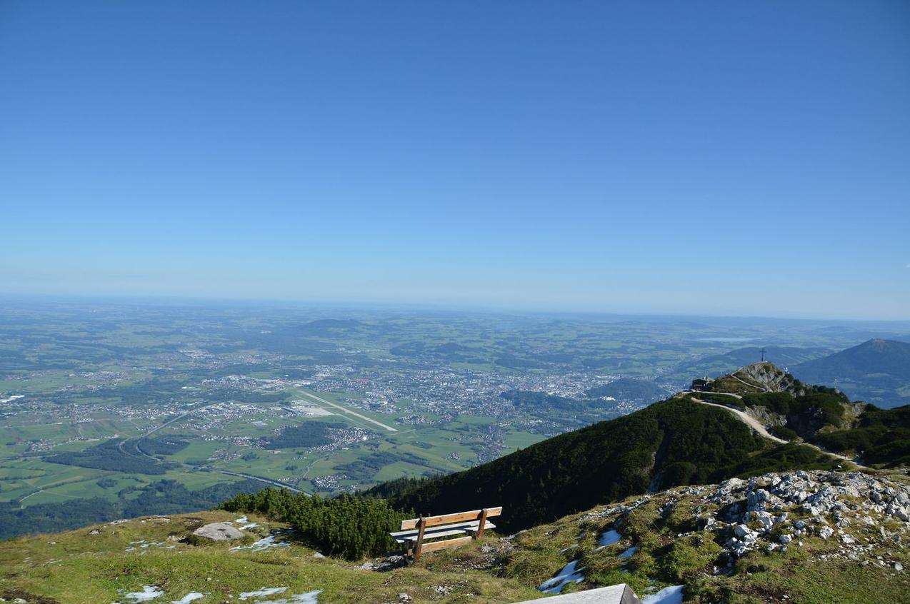 На горе Унтерсберг