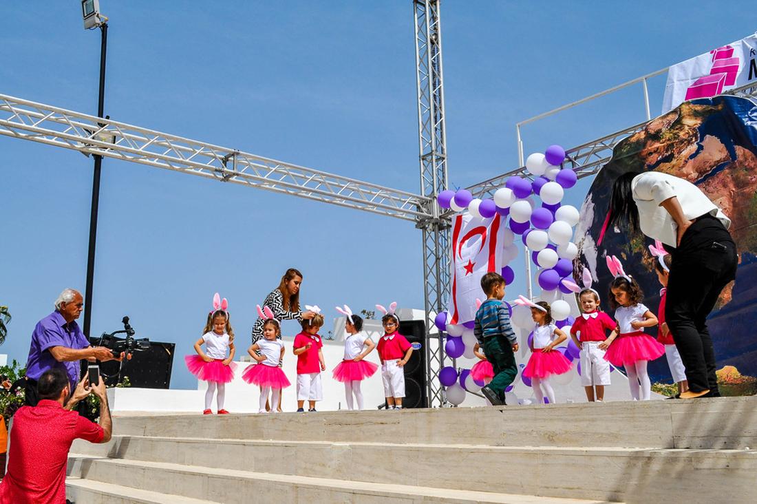 День независимости детей в Турции