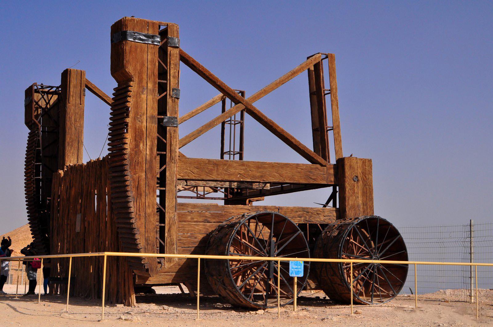 Римская осадная машина