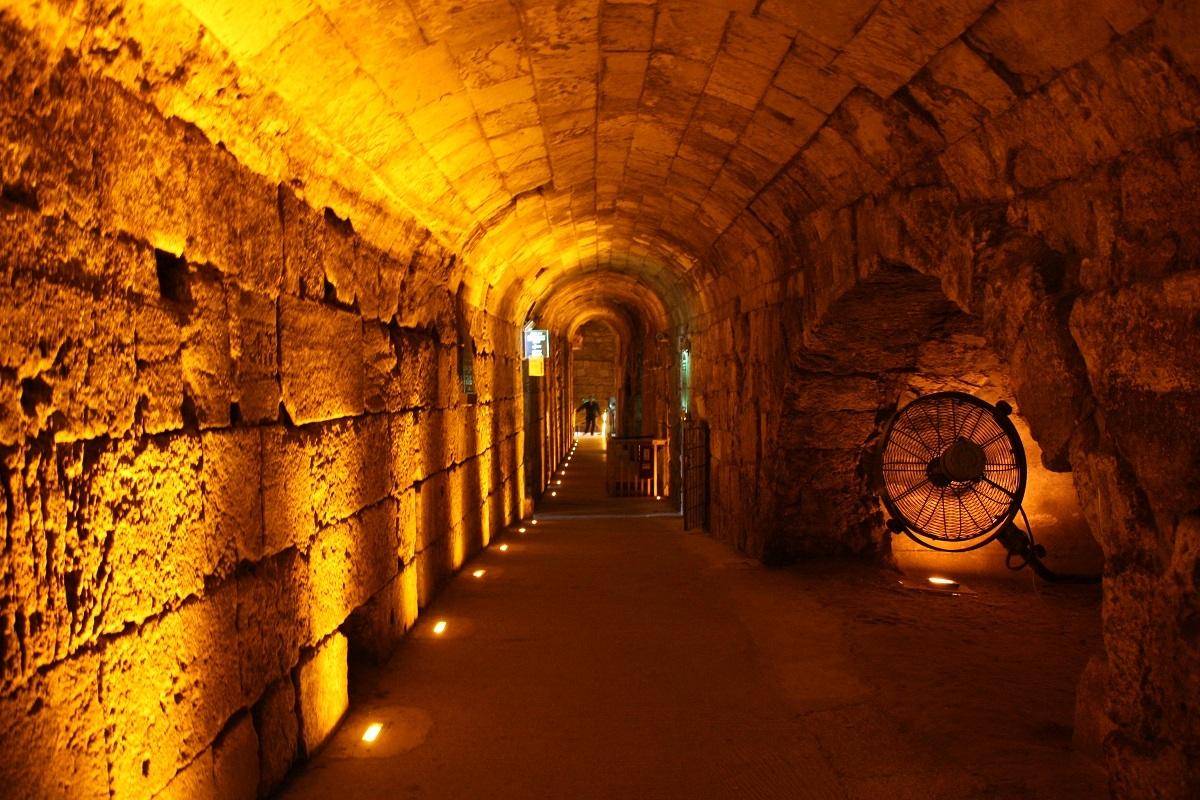Туннели Стены Плача