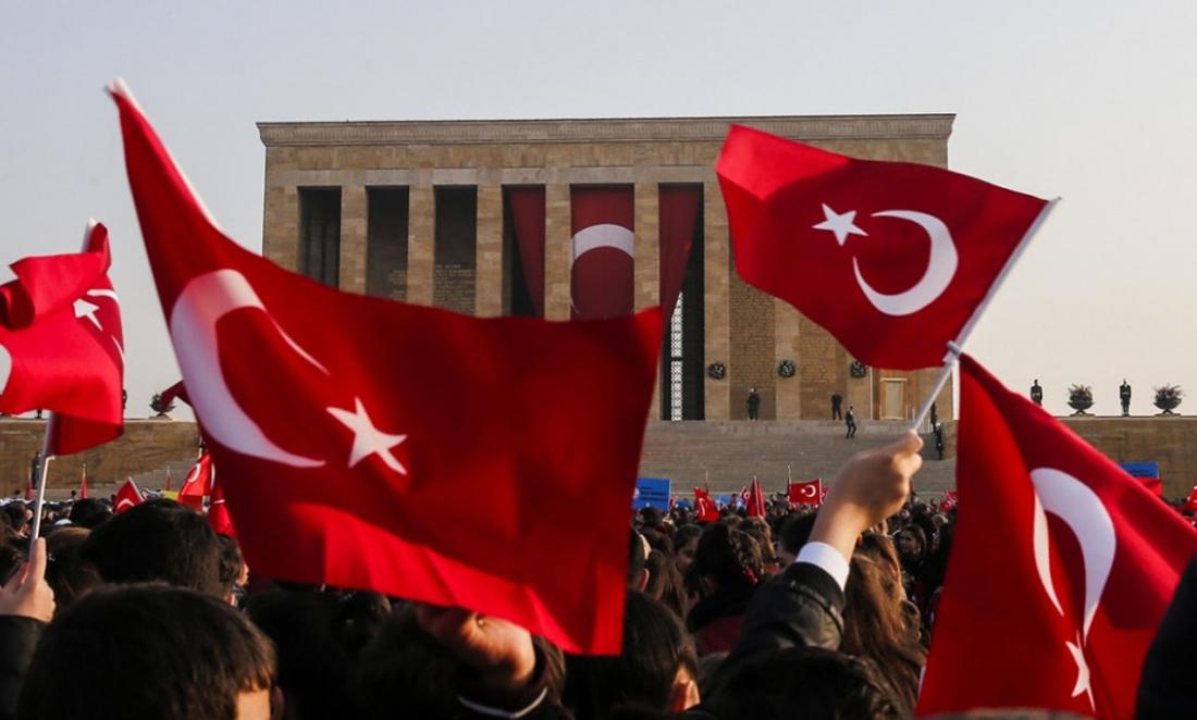Турция празднует День провозглашения Республики