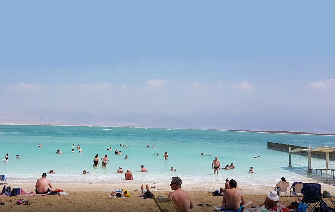Пляж Хамей Зоар