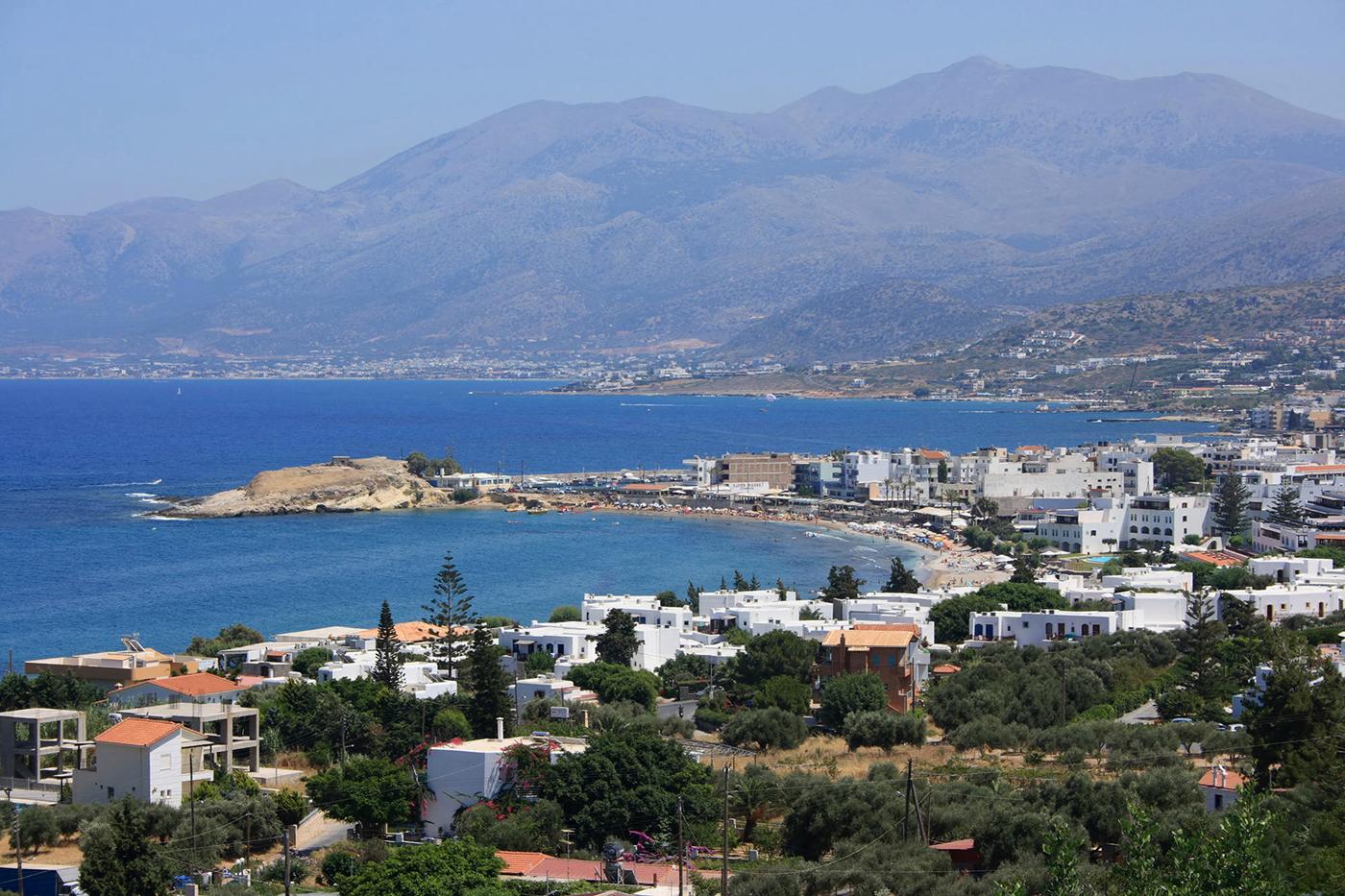Херсониссос, Крит