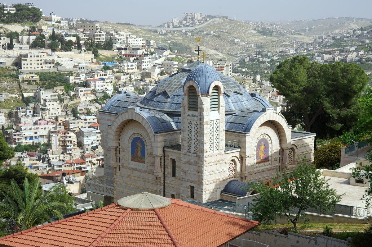 Церковь Петра в Галликанту
